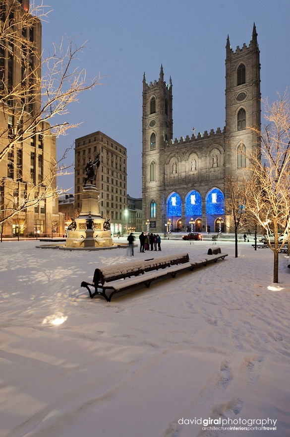 Place d'Armes Montreal More