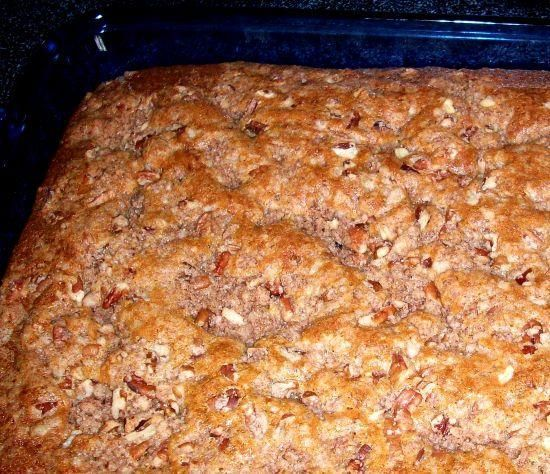 Grandma s Buttermilk Coffee Cake from Food.com:   This is the best coffeecake I've ever had!  So easy to make and always a hit.  Not sure if it is really grandma's recipe or if she got it somewhere.