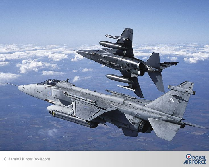 RAF Jaguar GR3