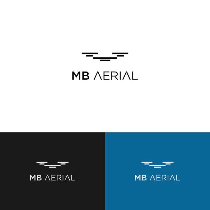 Aerial Drone Company Needs A Logo To Brand Nationally By TNGTap The Link Check