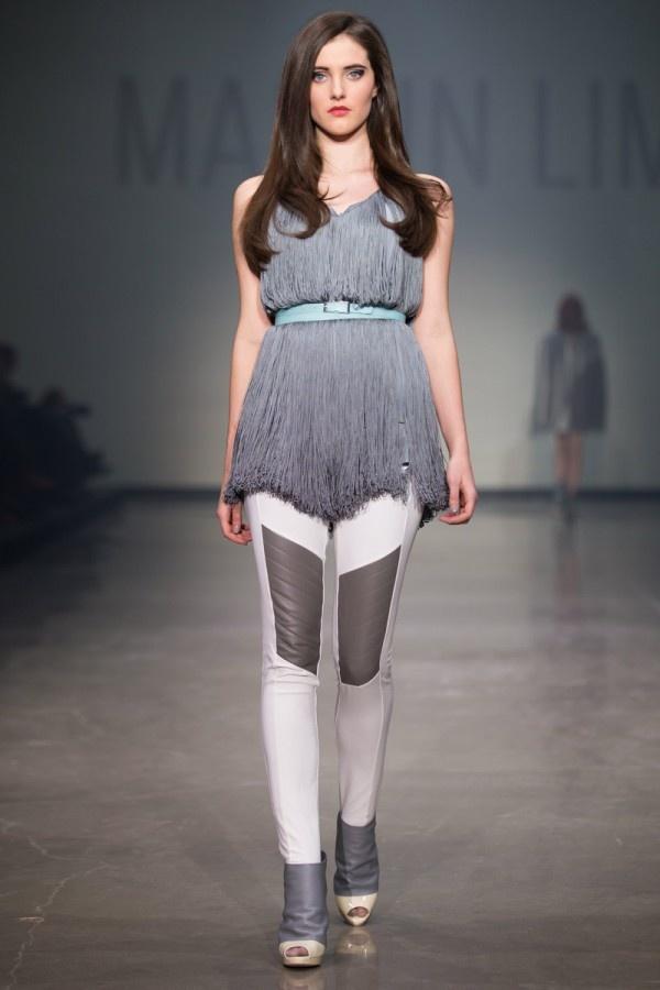 Martin Lim Montreal Fashion Week Fall 2013