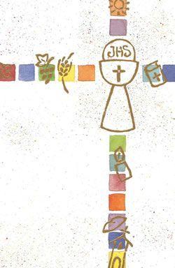 primera comunión caricatura