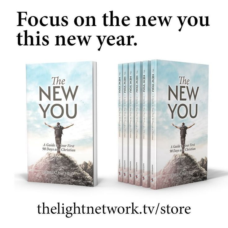 Whether you are a new Christian or you want to rediscover the roots of Christianity now is a great time to focus on the new in you! Order your's at http://ift.tt/2EuMm1q.