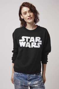 Star Wars Sweatshirt by Tee and Cake top shop