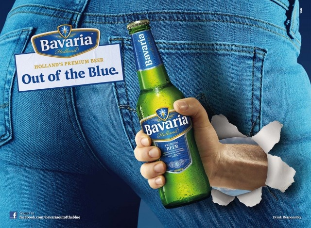 Bavaria Out of the Blue