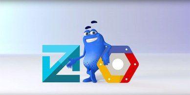 Zync beta #Google Cloud in animation😉