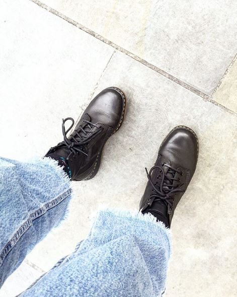 The Newton boots, shared by lillyalice1.