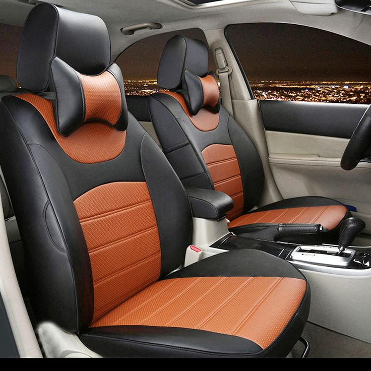 25 Best Leather Car Seat Covers Ideas On Pinterest