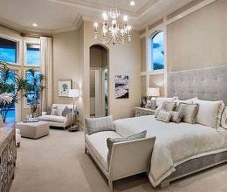 48 Gorgeous Romantic Master Bedroom Ideas