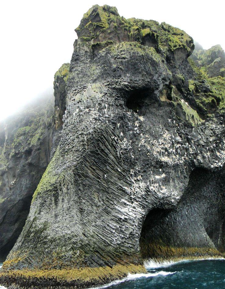 Elephant Rock, Iceland.