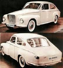Volvo prototype!