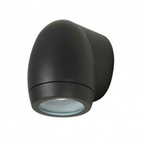 Applique extérieure Odra - Lampe d'entrée et de cours - Noir 40