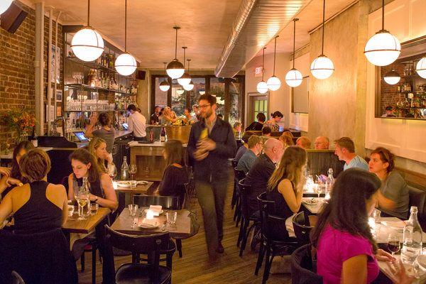 Estela - Nolita - New York - Restaurants Search - The New York Times  http://www.nytimes.com/restaurants/1248069043616/estela/details.html   http://ny.eater.com/2014/9/24/6842225/obama-the-hippest-potus-of-all-time-dines-at-estela-in-nolita