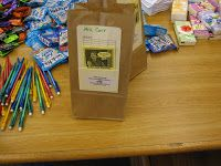 Hillside Elementary School Library: Welcome Back Teacher Goodie Bags