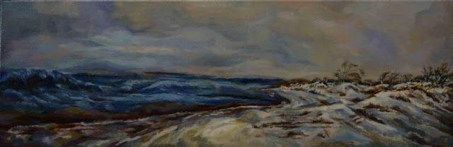 Cottonara: Winter sea
