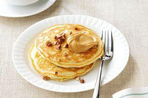recette de Crêpes au beurre d'arachide et à la banane - Kraft Canada