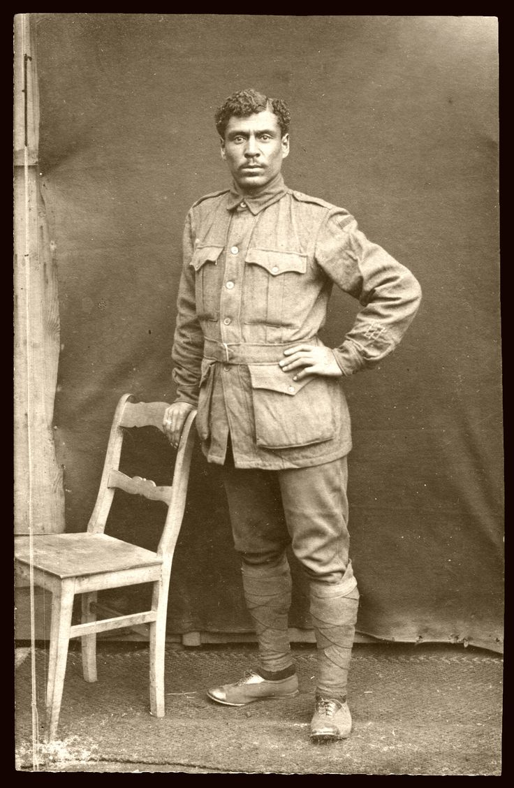 Aboriginal Digger from WWI