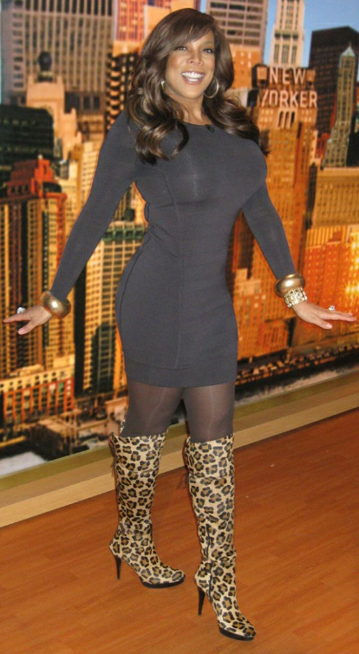 Pin On Wendy Williams