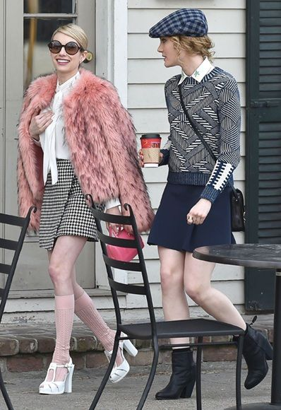 3 need to knows on the new show from Emma Roberts