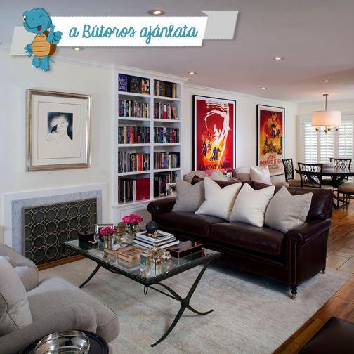 AZ OTTHON LELKE | A kanapé kulcsfontosságú bútordarab: kinézete meghatározza a nappali stílusát, alakja és mérete pedig a szoba elosztását. Ha kényelmes, a vendégeid maradni akarnak majd és otthon érzik magukat nálad, ha kényelmetlen, gyorsan távoznak. Mi utóbbit szeretjük, úgyhogy ezt a kanapét ajánljuk Neked: http://butoros.com/view_advert-176. (Figyelem! A mellékelt fotó illusztráció, a meghirdetett bútorról a fenti linken találsz bővebb információt és képeket.) #használtbútor…