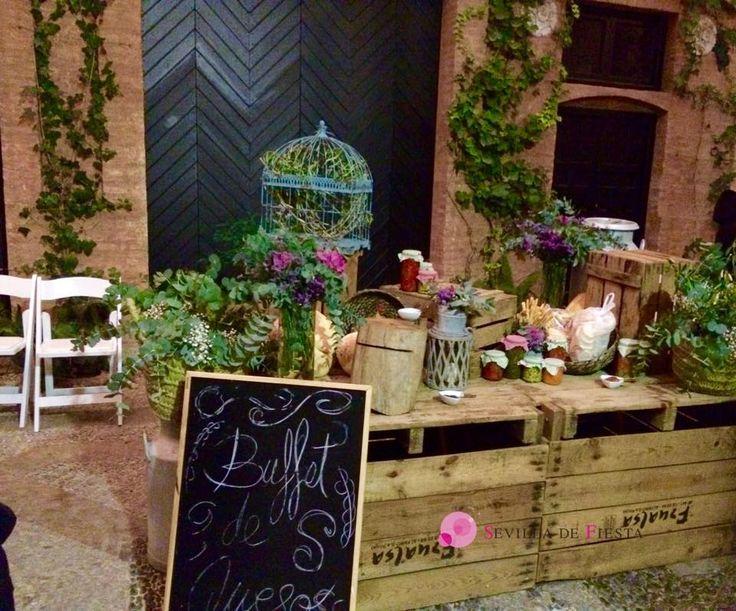#decorados para #bodas en #Sevilla