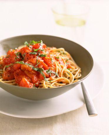 Capellini Pomodoro - Olive Garden Copycat Recipe