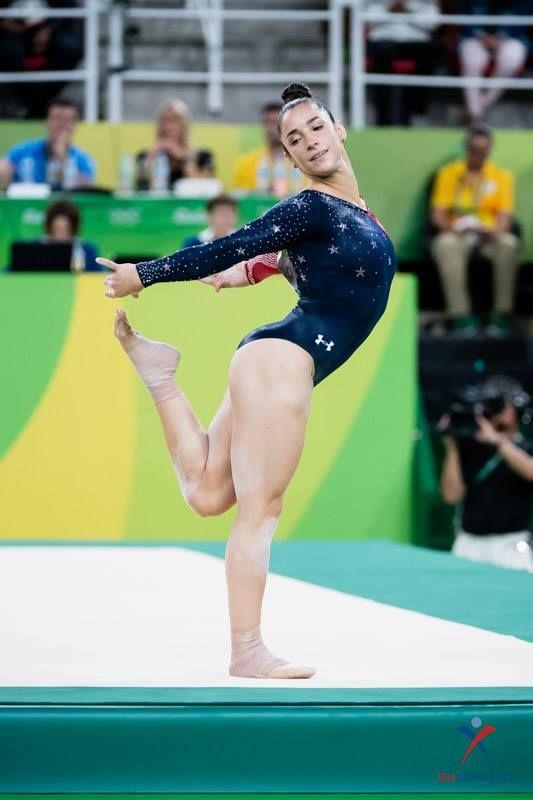 fila shoes commercial 2016 olympics gymnastics aly raisman floor