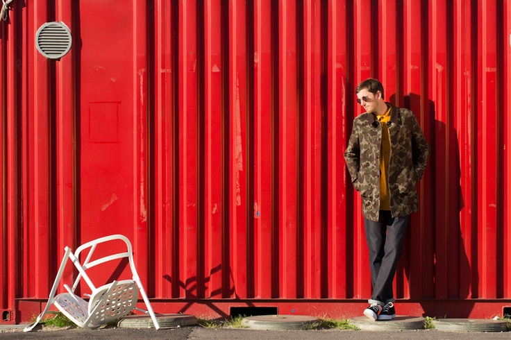 The latest Norse Store 2012 Fall/Winter Lookbook doesn't disappoint.