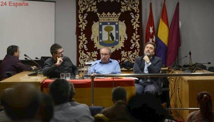 El concejal de Retiro dice que no autorizó la instalación de la bandera republicana en su junta