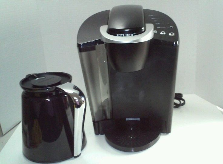 Keurig k40 elite black automatic kcup brewing system