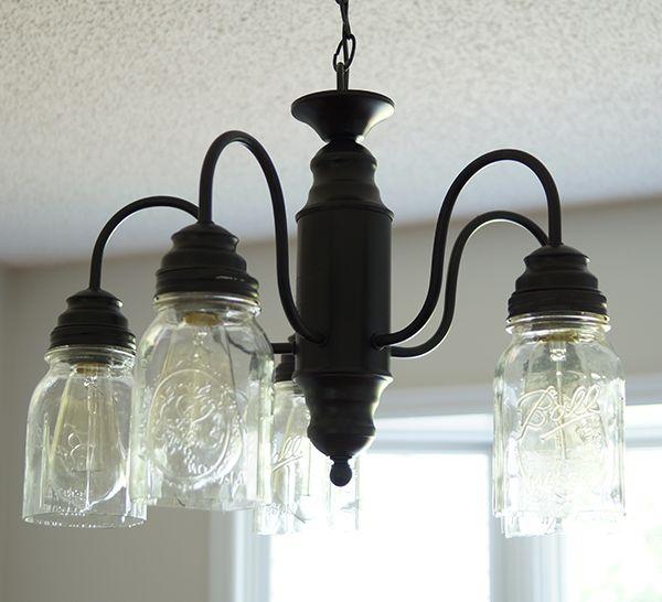 Mason Jar Lighting: 17 Best Ideas About Mason Jar Lighting On Pinterest
