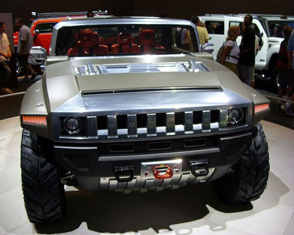 Jeep Hummer 2020