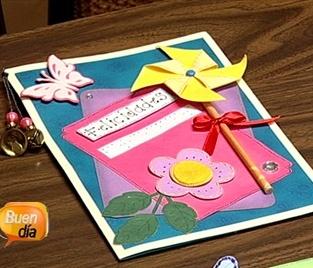 Regale tarjetas creadas para personas no videntes