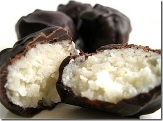 Chocolate Potato Candy. My aunt used to make something similar. Can't wait to try this recipe and see how similar they taste.