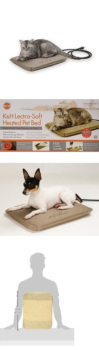 Animals Dog: Small Pet Heating Pad Indoor Outdoor Heated Cat Dog Bed Kennel Doghouse Heater -> BUY IT NOW ONLY: $36.69 on eBay!
