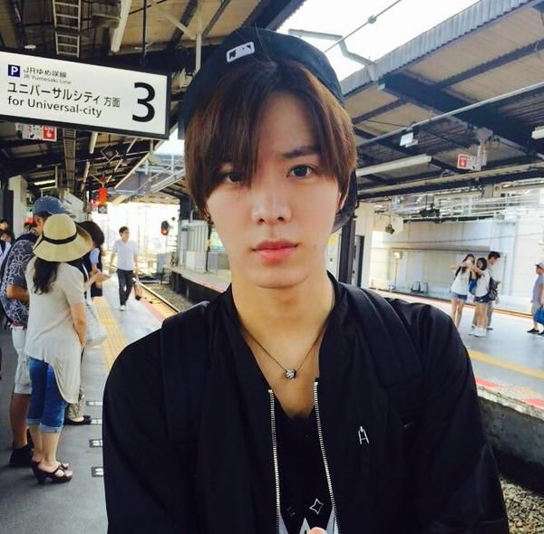 45 Best Images About Nakamoto Yuta On Pinterest