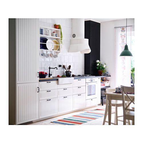 FÅGLAVIK Handle - black - IKEA
