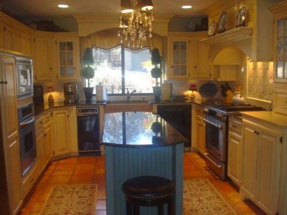 Blue French Country Kitchen: 8 Best French Country Colors Images On Pinterest