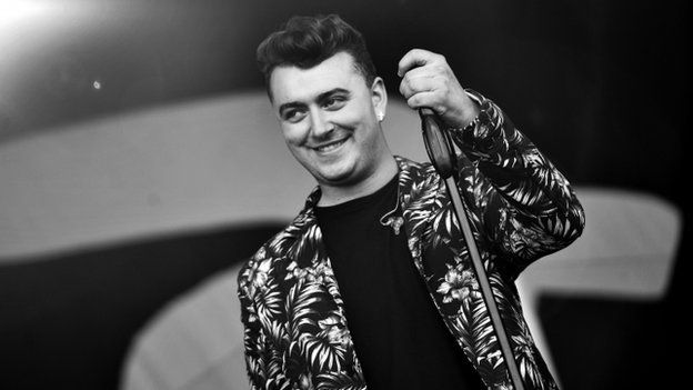 British singer Sam Smith nets six Grammy nominations with other UK acts Ed Sheeran, Charli XCX and Coldplay also in the running.