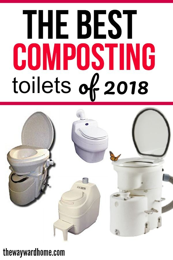 Composting toilet review: The best for camper vans, RVs and tiny ...
