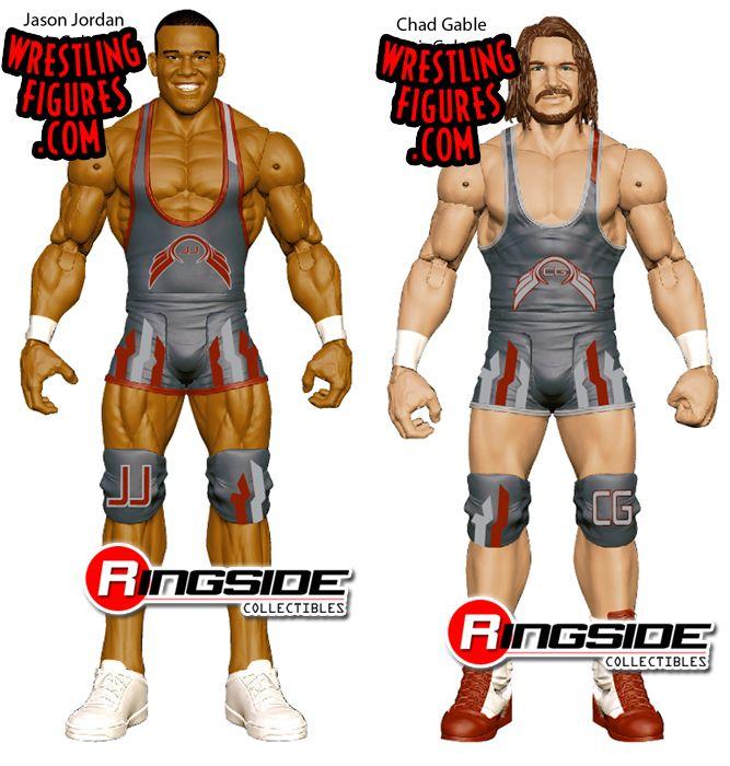American Alpha - WWE Battle Packs 44 WWE Toy Wrestling Action Figures