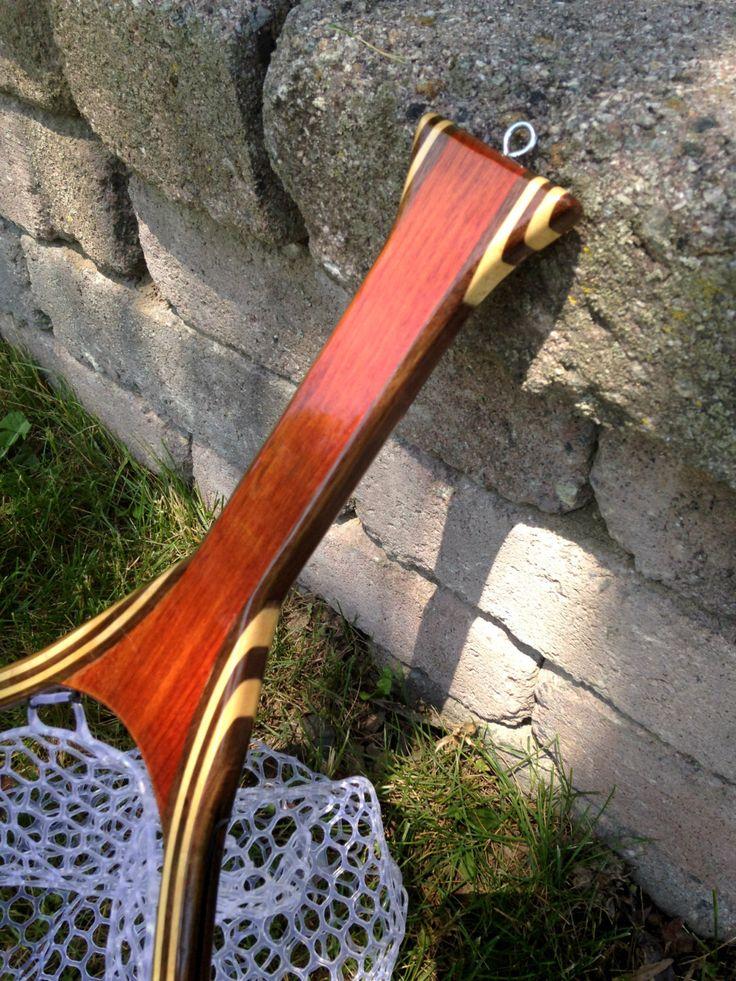 17 best ideas about fly fishing net on pinterest fly for Wooden fishing net