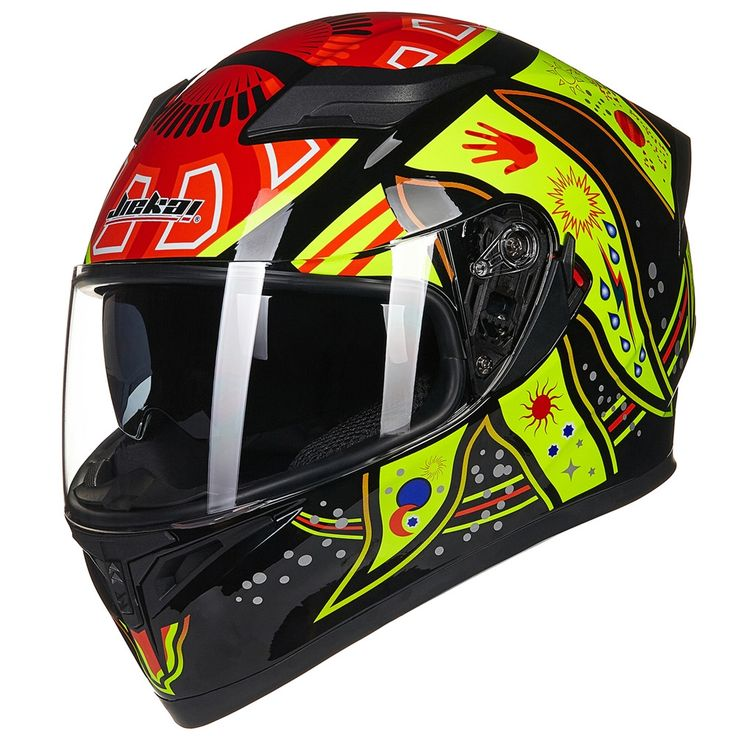 51.98$  Know more  - New ILM DOT Full Face Motorcycle Helmet + 2 Visors + 9 Colors Fashion Quick Release Helmet Safety Helmet Casco Full Face Helmet