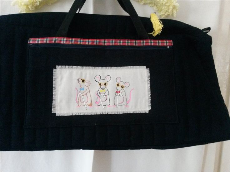 Back Pocket of Diaper Bags