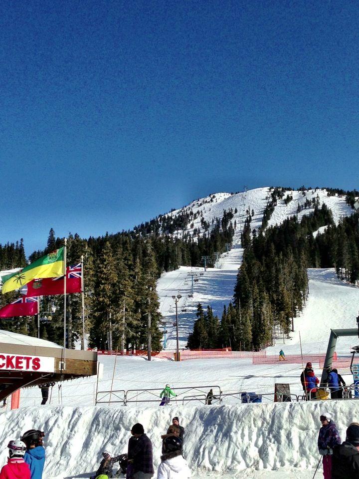 Mt. Washington Ski Resort