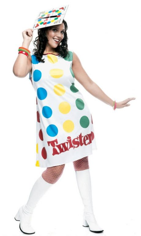 34 best images about Game Themed Costumes on Pinterest | Pacman ghosts Twister costume and ...