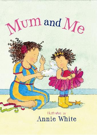 A delightfully fun, warm picture book for every mother and child.      My mum knows just what I like...she makes me toast with vegemite. |A little girl and her mum love to laugh, play hide-and-seek and splash in puddles. But most of all they love being together.   This brightly illustrated picture book, told in rhyming verse, celebrates all the fun, exciting and special moments in the day of a mother and child.