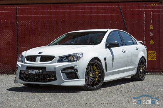 HSV GTS 2015 Review