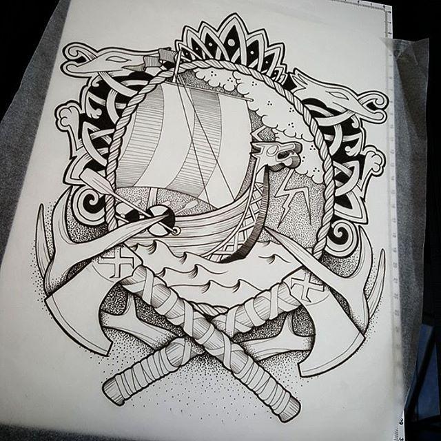 Поиск новостей по запросу #Sketch #viking