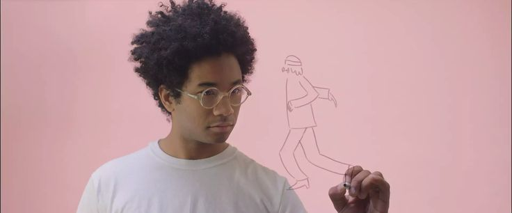 Chaz Bundick: Sketch to Screen on Vimeo